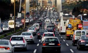 İstanbul Trafik Görseli