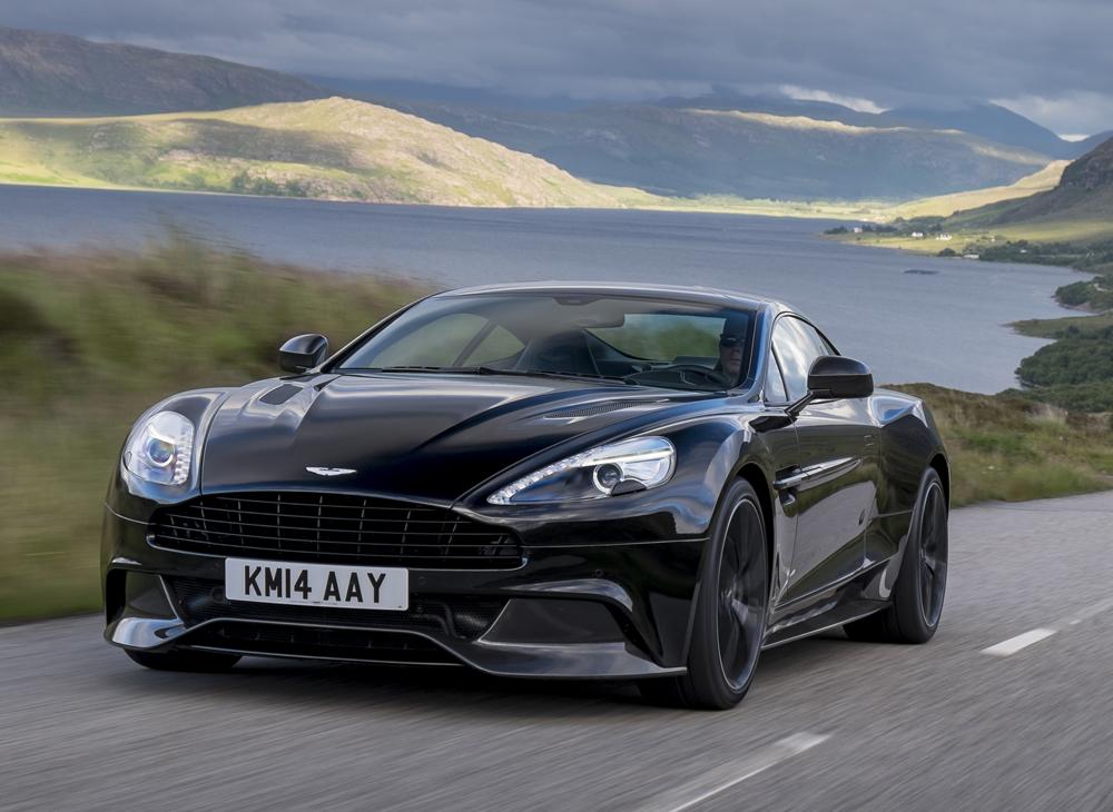 Aston Martin Beautiful Autos