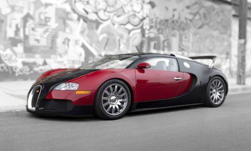 Bugatti Veyron yağ değişimi
