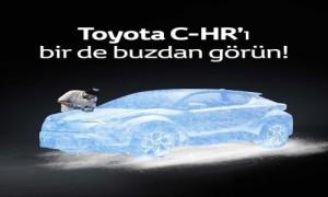 Buzdan Toyota C-HR