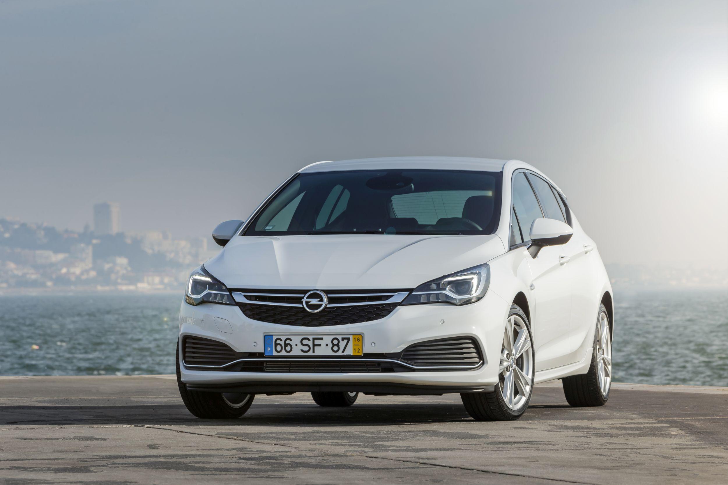 Opel Astra 299528 Opc Line