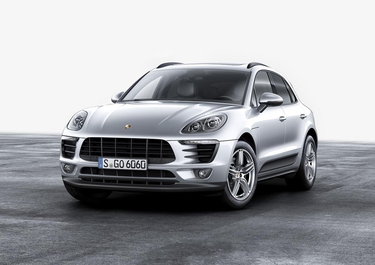 Kompakt SUV Porsche Macan SUV modeller Jip modelleri