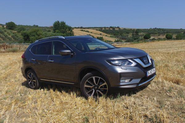 Nissan X Trail >> Yeni Nissan X Trail Testi X Trail Hangi Motorla Geldi