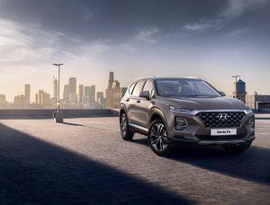 Yeni Hyundai Santa Fe 2018