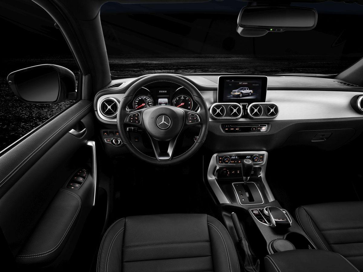 Mercedes X Class Yeni Motor X Class Fiyatlari Otostil Dergisi