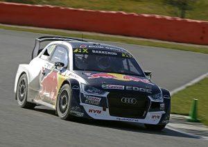 Audi SportMatthias Ekstrom kanat