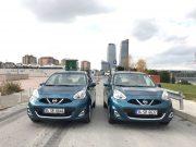 Nissan Micra Kullanılmış test