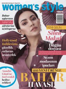 Women's Style Türkiye Mayıs 2018 sayısı