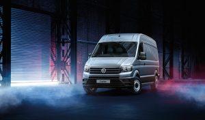 Yeni Volkswagen Crafter 2018