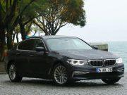 Yeni BMW 5.20i otostil testi 2018