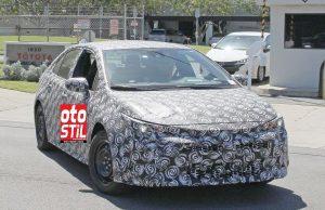 Yeni Toyota Corolla 2019