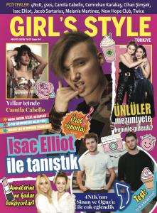Girl's Style Türkiye Mayıs 2018 sayısı