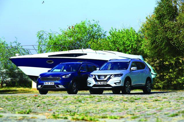 Kia Niro Nissan Qashqai otostil karşılaştırma