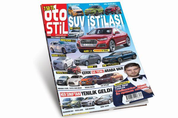 otostil dergisi nisan 2018
