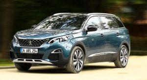 Yeni Peugeot 5008 testi
