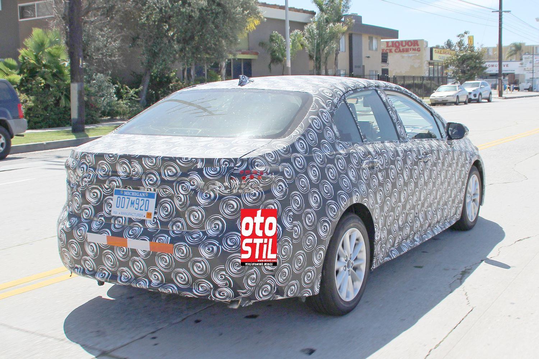 Yeni Toyota Corolla 2019 3 Otostil