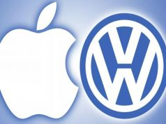 Apple Volkswagen otonom