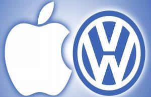 Apple Volkswagen otonom