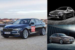 Audi A4 karşılaştırma