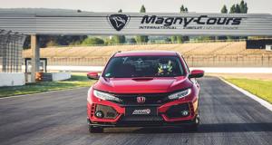 Honda Civic Type R pist rekoru
