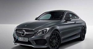 Mercedes C-Sınıfı Nightfall Edition