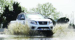 Nissan Navara testi