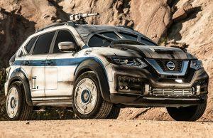 Nissan X-Trail Millennium Falcon
