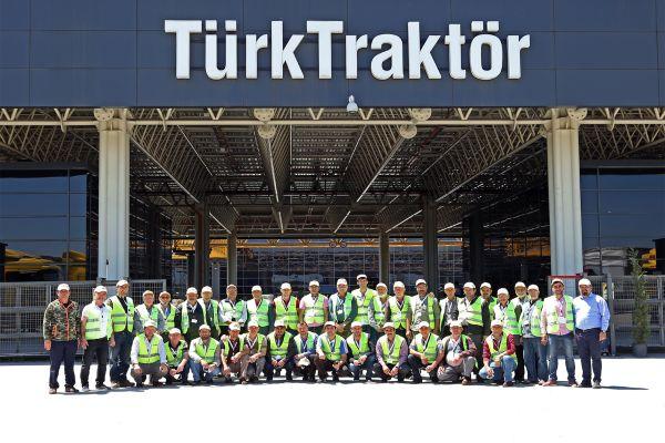 TürkTraktör çiftçiler