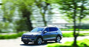 Volkswagen Tiguan Allspace otostil testinde