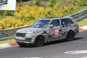 Yeni Range Rover SV