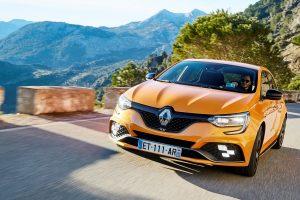 Yeni Renault Megane RS