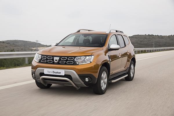 Dacia Duster ödül