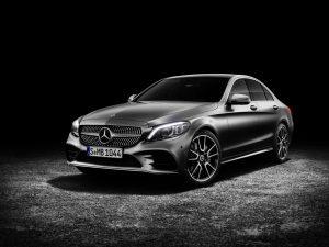 Yeni Mercedes C Serisi