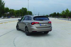 Fiat Egea Station Wagon test
