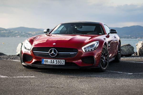Kiralık Mercedes