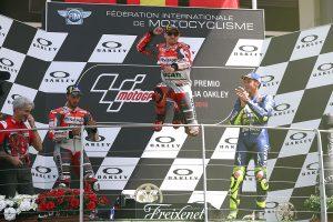 MotoGP şampiyonu lorenzo