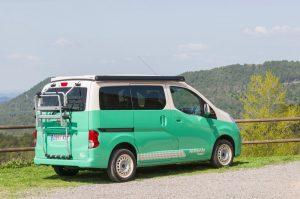 Nissan NV200 Camper VAN