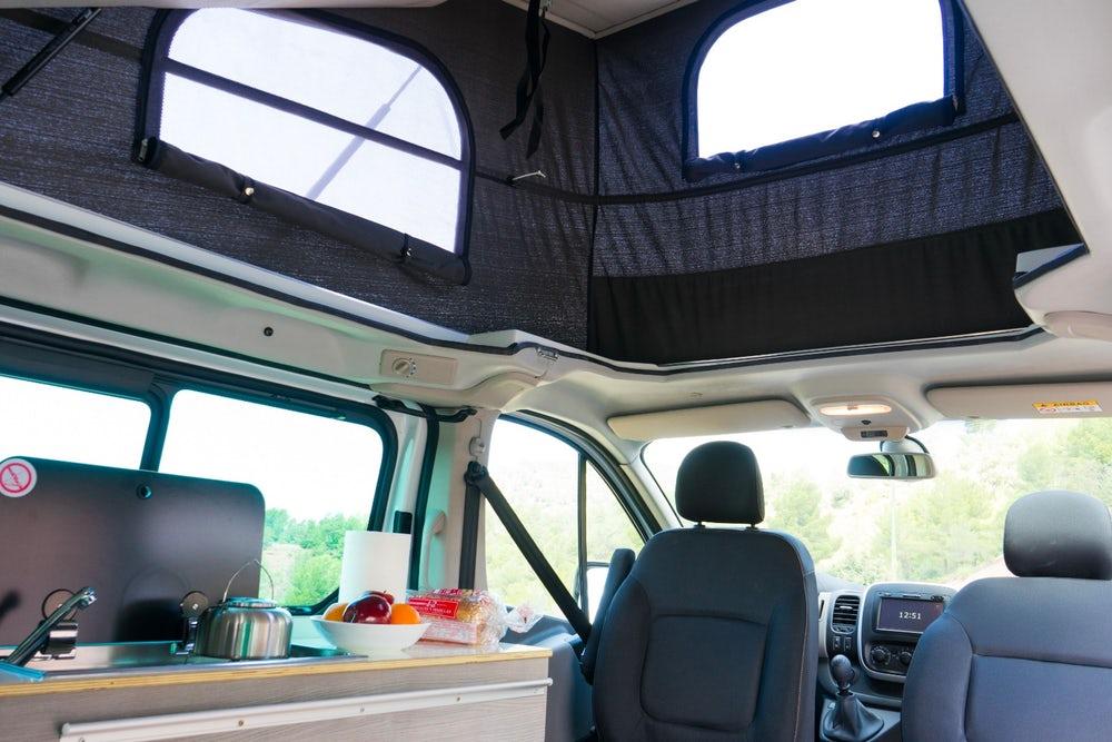Nissan NV200 Camper VAN kamp arabası kamp araçları otostil ...