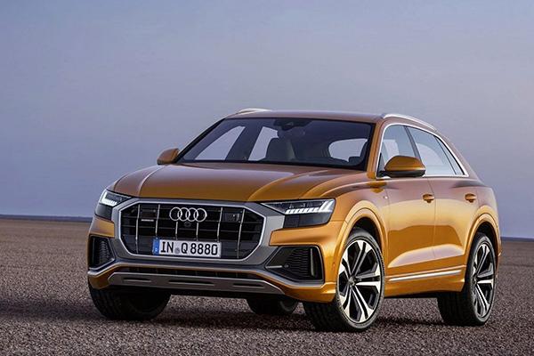 Yeni Audi Q8