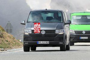 Yeni VW Transporter