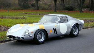 200 milyon TL'lik Ferrari GTO 250