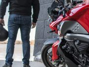 motosiklet kullanmak