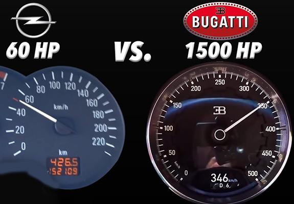 Opel Corsa Bugatti