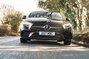 Yeni Mercedes CLS-450 tüm rakiplerine meydan okuyor