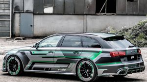 Elektrikli Audi RS6