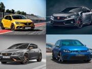 Renault Megane RS karşılaştırması