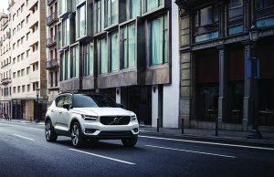 Volvo XC40 Testi