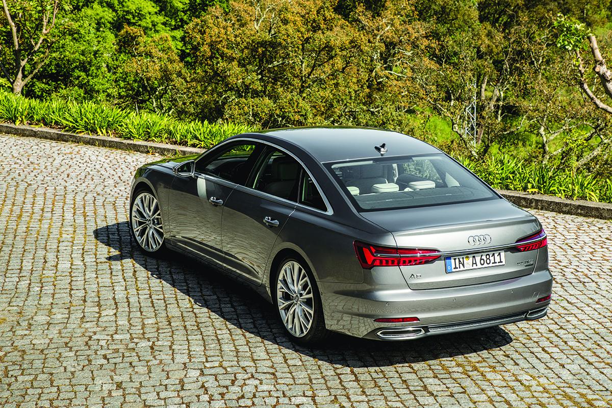Yeni Audi A6 Otostil Testinde Audi Türkiye Otostil Dergi