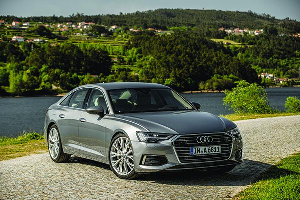 Yeni Audi A6