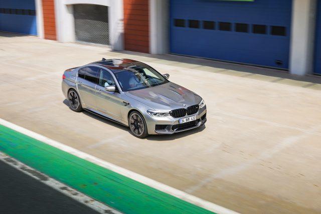 Yeni BMW M5 yorum